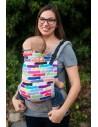 Tula Toddler porte bébé préformé Colorwheel TULA