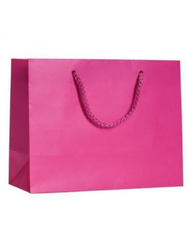 Sac fuchsia paquet cadeau