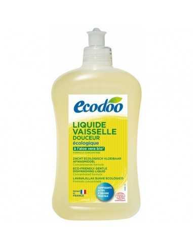 Liquide Vaisselle Ecologique Aloe Vera ECODOO