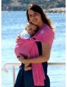 Sling Porte bébé Rose SUKKIRI