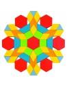 Attrimaths Formes géométriques en bois Goki