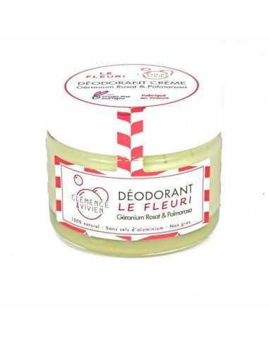 Déodorant Bio Le Fleuri CLEMENCE ET VIVIEN