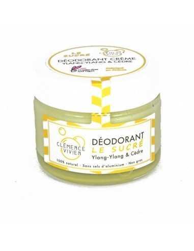 Déodorant Bio Le Sucré CLEMENCE ET VIVIEN