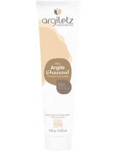 Argile Ghassoul tube 150 gr ARGILETZ
