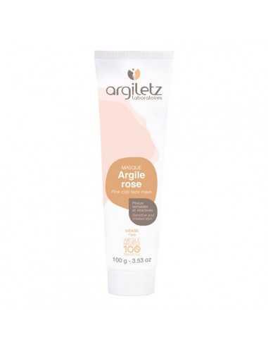 Masque Argile Rose 100g ARGILETZ