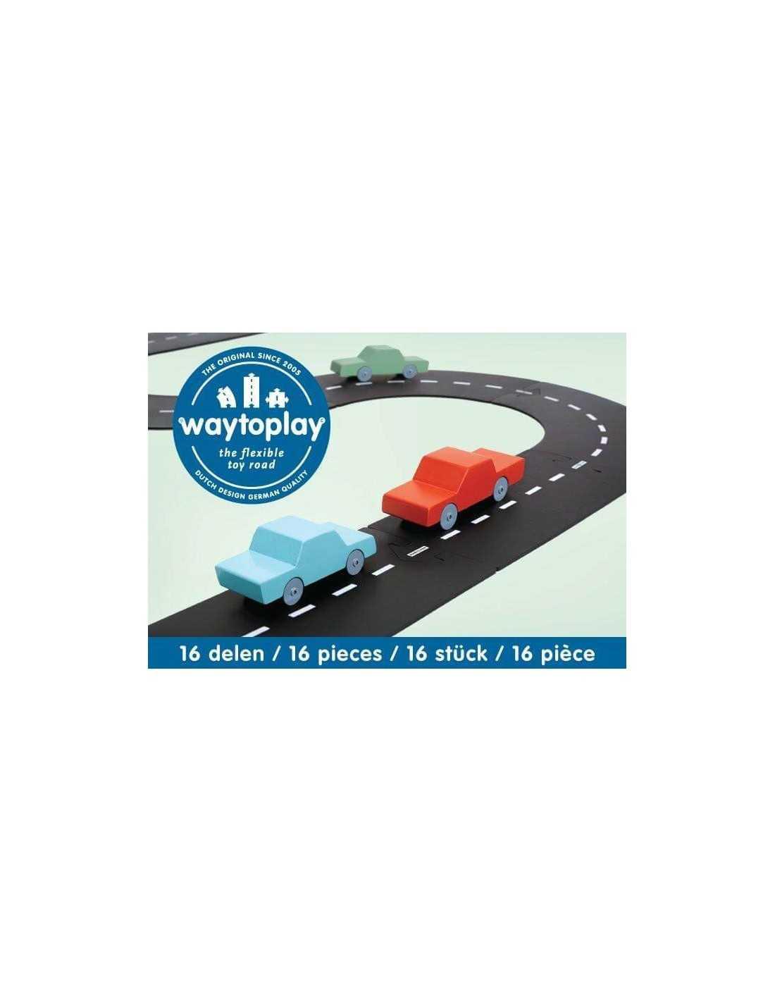 Voiture Flexible Way Pour Tendances Mes To Circuit Route Play Et PTlwkOuZXi