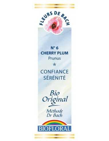 Cherry Plum Fleur de Bach Bio BIOFLORAL