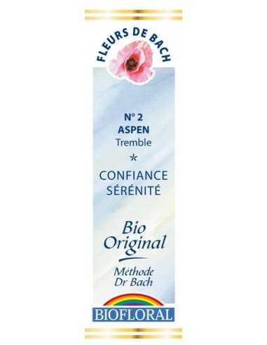 Aspen Fleur de Bach Bio BIOFLORAL