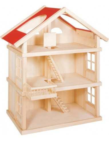 Maison en Bois 3 Etages GOKI
