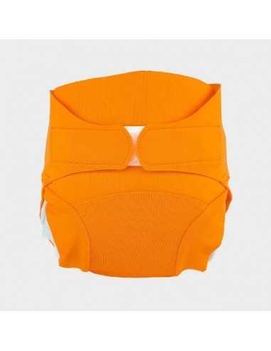Couche lavable abricot HAMAC - MES TENDANCES BIO
