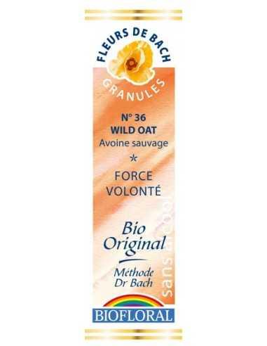 Wild Oat Granules Fleur de Bach BIOFLORAL