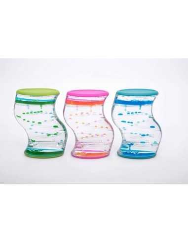 Cascades Sensoriels Bicolores 3 pièces TICKIT MES TENDANCES BIO