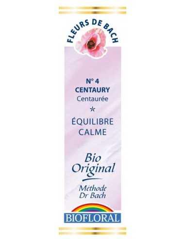 Centaury Fleur de Bach BIo BIOFLORAL