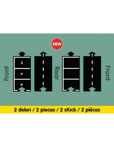 Extensions Parking  2 pièces WAY TO PLAY - MES TENDANCES BIO
