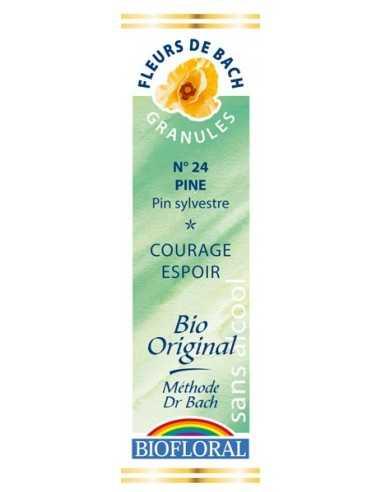 Pine Fleur de Bach Granules BIOFLORAL