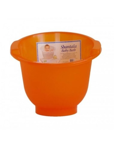 SHANTALA Baignoire Orange - MES TENDANCES BIO
