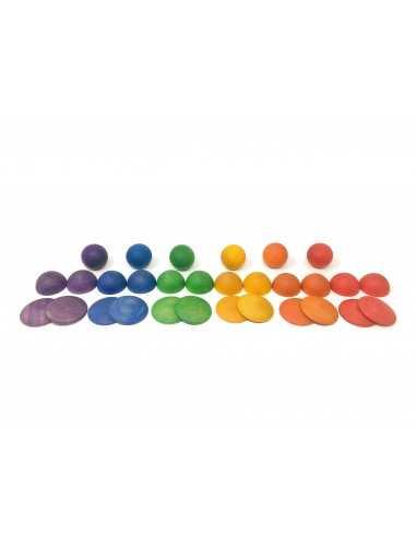 Boules Demi-Sphères et Disques GRAPAT