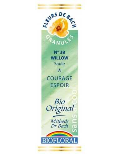 Willow Fleur de Bach Granules BIOFLORAL
