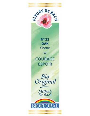 Oak Fleur de Bach Bio BIOFLORAL