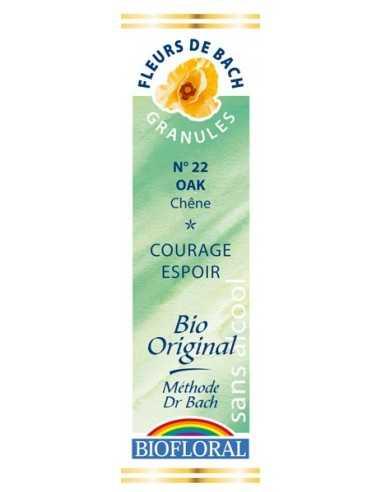 Oak Fleur de Bach Granules BIOFLORAL