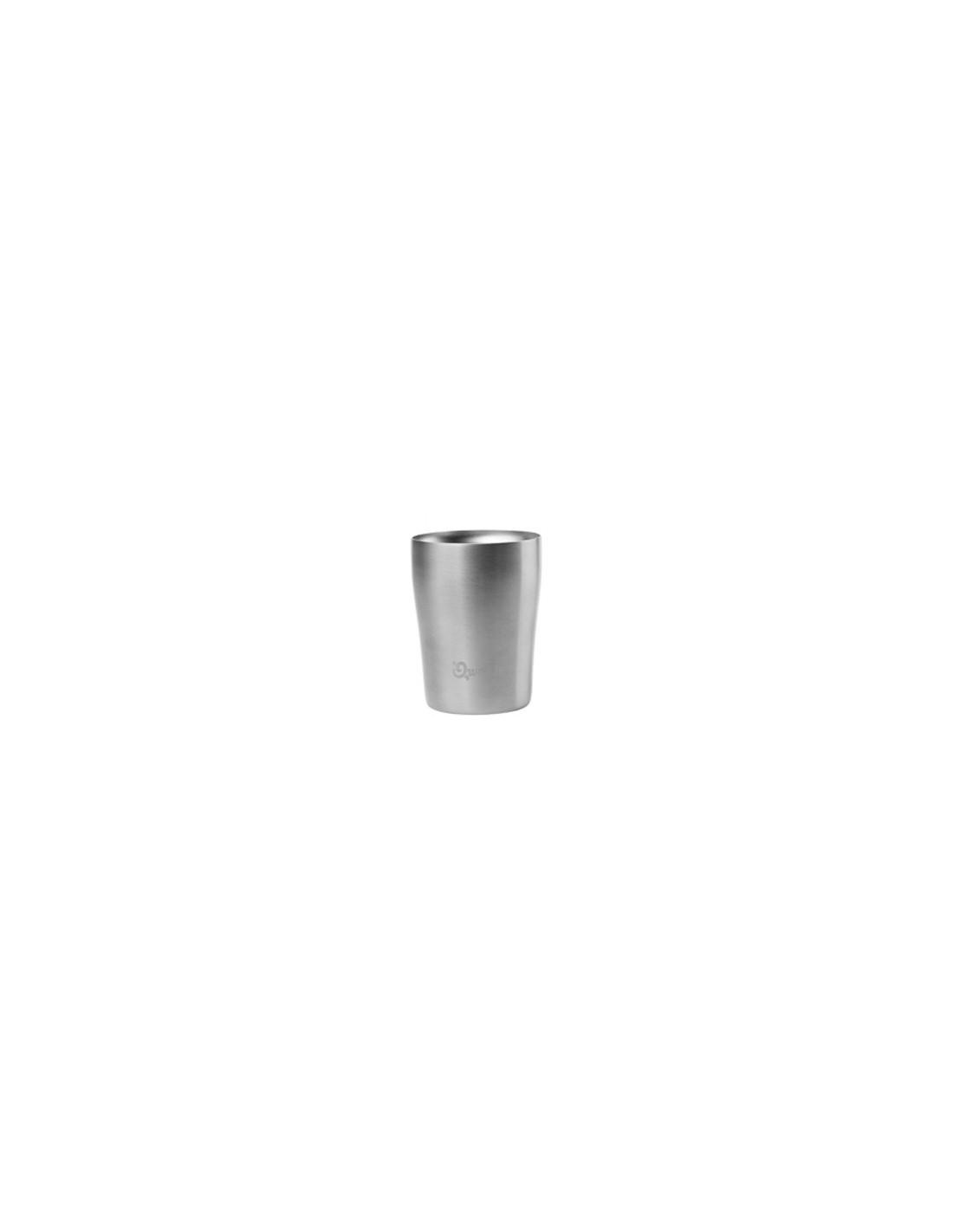 02311e4d2f Verre gobelet inox isotherme QWETCH - MES TENDANCES BIO. Loading zoom