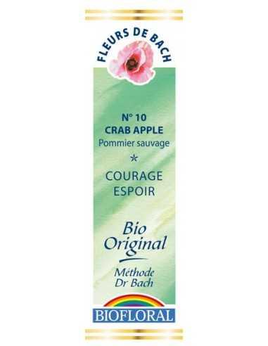 Crab Apple Fleur de Bach Bio BIOFLORAL