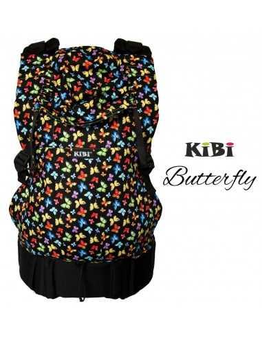 Porte Bébé Préformé Butterfly Papillon KIBI - MES TENDANCES BIO