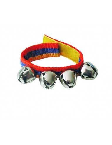 Bracelet avec 4 Clochettes Goki