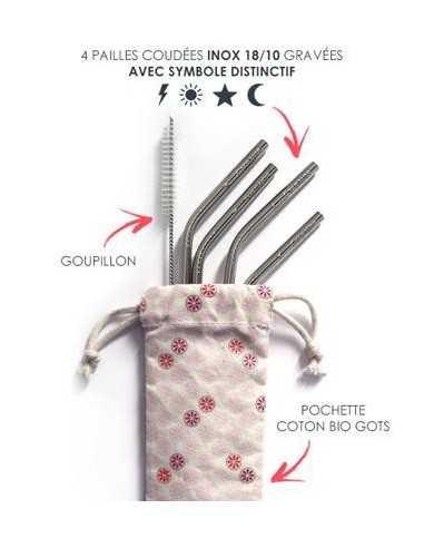 4 pailles-gaspajoe-inox-reutilisable-ecologique-mes tendances bio