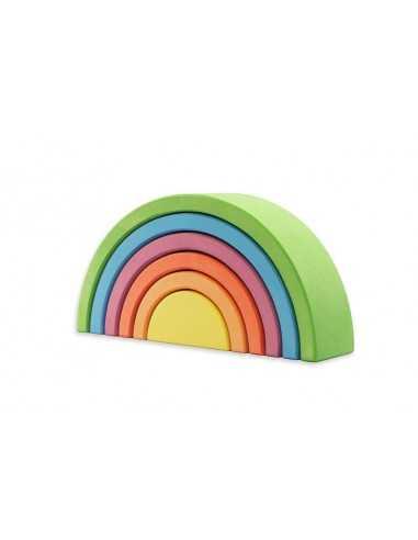 arc-en-ciel-vert-6-pièces-ocamora-mes-tendances-bio