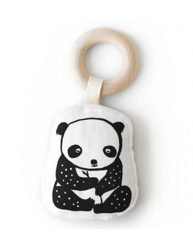 Anneau de dentition Panda WEE GALLERY