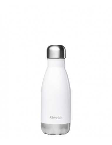 gourde-inox-isotherme-blanc-brillant-260-ml-qwetch-mes-tendances-bio
