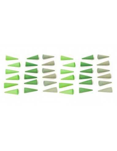 36-cones-vert-en-bois-grapat-pour-mandala-mes-tendances-bio
