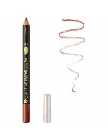 Crayon à lèvres Bio Nude Avril