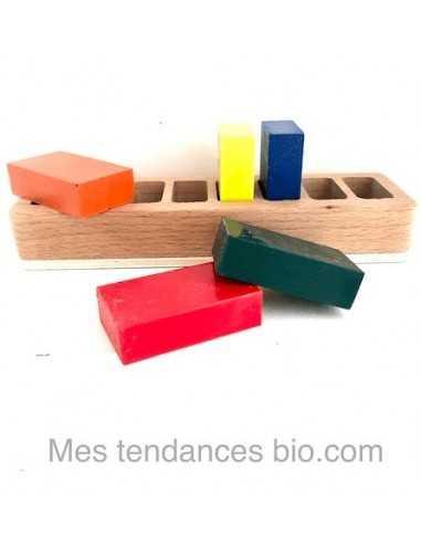 support-en-bois-pour-8-blocks-de-cire-stockmar-mes-tendances-bio