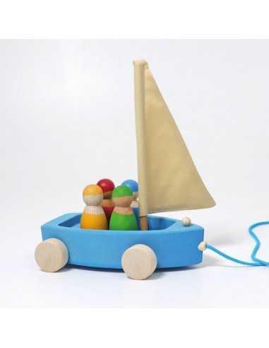 bateau-bleu-a-tirer-bois-grimms-mes-tendances-bio