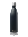 Bouteille isotherme inox noir 750 ml QWETCH