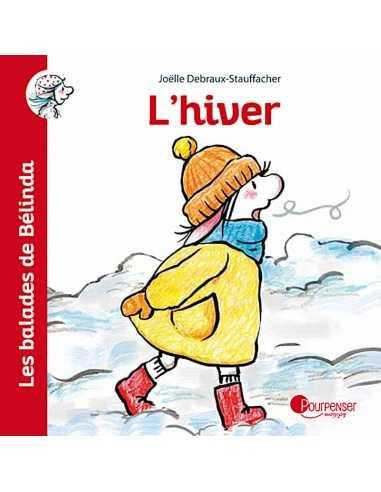 livre-l-hiver-les-balades-de-melinda-livres-pourpenser-mes-tendances-bio