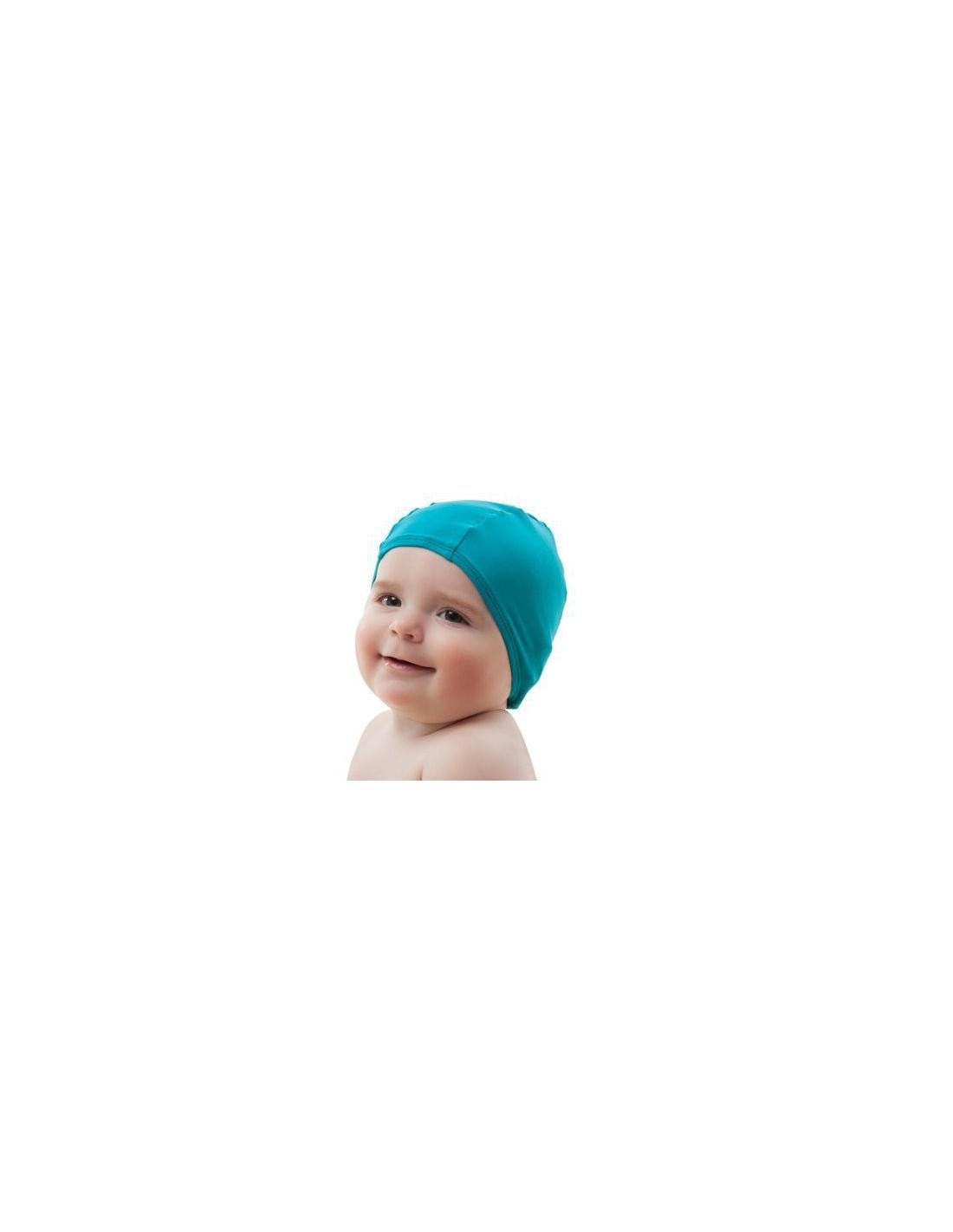 eb145a95060 Bonnet de bain bébé nageur Fuschia HAMAC - MES TENDANCES BIO