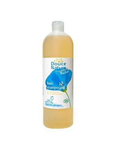 Bain shampoing bio bébé DOUCE NATURE