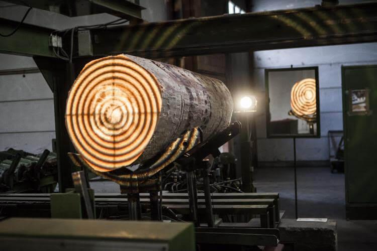 wobbel découpe de bois pour fabrication des wobbel